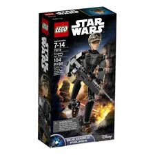 NIB LEGO STAR WARS Sergeant Jyn Erso 75119 NEW SEALED IN BOX BUILDABLE FIGURES