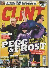 Clint #2 - Hit Girl Kick-Ass Simon Pegg - 2010 (Grade 9.2) WH