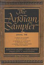 Arkham Sampler #1 Spring 1948 from Arkham House with Lovecraft & August Derleth
