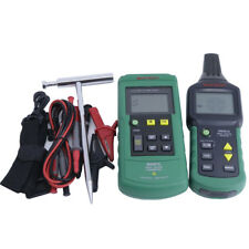 Mastech MS6818 ADVANCED WIRE TRACKER Cable Metal Pipe Locator Detector Tester