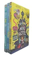 Nothing to See Here Hotel 3 Books Steven Butler Boys Adventure Fun Funny New