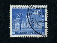 Germany - Berlin, Scott #9N131, Charlottenburg Castle, Used, 1957