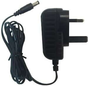 5V 1.5A AC To DC Adapter Charger Power Supply For CCTV Camera LED Light UK Plug