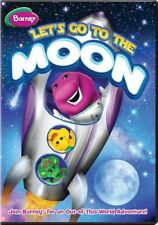 Barney: Let's Go To The Moon [New DVD]