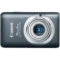 New Canon PowerShot ELPH 100 HS 12.1 MP CMOS 4X Optical Zoom Digital Camera Gray