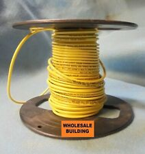 CERRO WIRE, 12 STANDED, 50 FT. THIN, 12AWG, 600 V, YELLOW