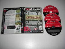 Civilization III COMPLETE Pc Cd Rom PCG Sid Meier's Civ Civilisation 3 FAST POST
