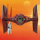 STAR WARS Black Series First Order Imperial TIE Fighter Vintage Red Collection