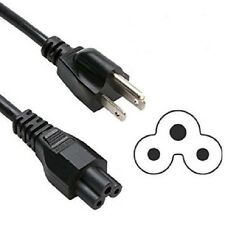 C5 Power Cable HP IEC320 NEMA 5-15P Laptop MAC PC Mickey Mouse Notebook 3 prong
