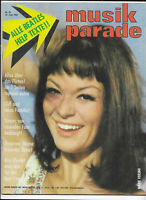 Musik Parade Nr.46 vom 27.9.1965 Rolling Stones, Beatles, Pierre Brice, Hollies