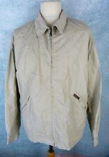 MARLBORO CLASSICS Veste Homme Taille XL - Beige - Zippée - Légère