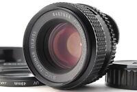 【MINT 】PENTAX SMC TAKUMAR 55mm f/1.8 MF Lens M42 w/ Hood from JAPAN #i49