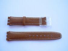 SWATCH Strap x GENT TIERRA - GK901 - 1996 -  new - leather STRAP