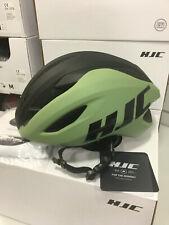 HJC Valeco Aerodynamic Road Helmet 55-59cm Size M (Matt-olive black)