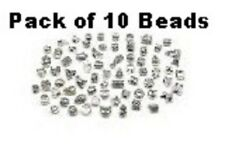 Nambeads 10 x Mixed Tibetan Silver Charms to fit charm bracelets