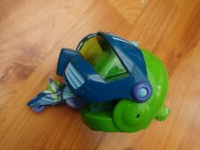 DISNEY ORIGINAL TOY STORY 2001 BUZZ LIGHTYEAR HELMET POLLY POCKET STYLE PLAYSET
