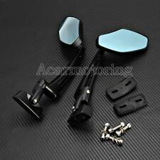 US Motorcycle Black Mirrors For Honda CBR 600F4 600F4i 600RR 929RR 954RR 1000RR
