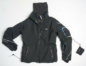 KJUS Women Ski Jacket M 40 Waterproof Windbreaker Winter Snow Formula Dermizax