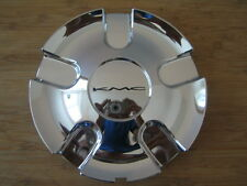 KMC 126 Five Chrome Wheel Rim Snap In Center Cap 1000126 183k156