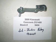 2009 09 Kawasaki Concours ZG1400 Sub Fender Relay Mount