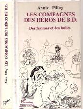 Compagnes des héros de BD femmes & bulles Comic Women