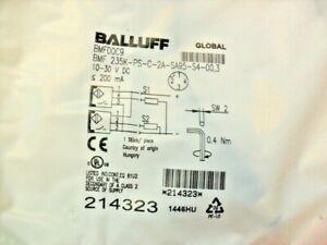 BALLUFF BMF00C9 - BMF 235K-PS-C-2A-SA95-S4-00,3 NIB - 214323
