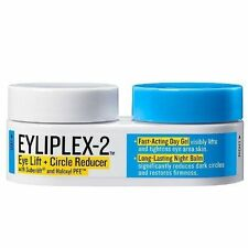 GoodSkin Labs EYLIPLEX-2 Eye Lift & Circle Reducer Day Gel Night Balm EYES NeW