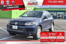 New listing 2013 Volkswagen Touareg Vr6 Sport Suv 4D