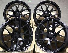 """18"""" B MS007 ALLOY WHEELS FIT ALFA 159 CADILAC BLS FIAT CROMA SAAB 9-3 93 9-5 95"""