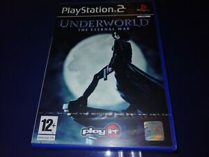PS2: Underworld: The Eternal War (Factory Sealed Condition) PAL.