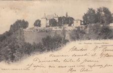 EYBENS 522 château timbrée 1905
