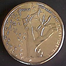 2010 $1 Burke & Wills Coin:Unc
