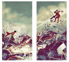 Akira Conjunto Manga Alt impresiones carteles de cine por artista Mondo Chris Skinner no./225
