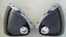 CUSTOM! 04-08 Nissan Maxima OEM Smoked tail Lights Black Tinted non led painted