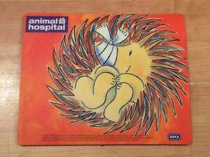 BBC Animal Hospital Animated Hedgehog...Mouse Mat, New Shop Clearance