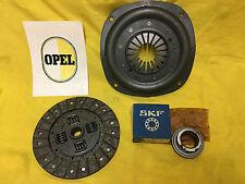 NEU Kupplung Opel Olympia Rekord P1 P2 Druckplatte Ausrücklager Mitnehmerscheibe