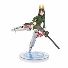 Strike Witches 2 HG Vol. 3 Suwa Amaki PVC Figure