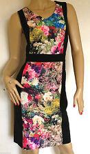 V-Neck Work Floral Regular Size Dresses for Women