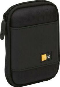 Case Logic PHDC-1 Portable External Hard Drive Case - BLACK