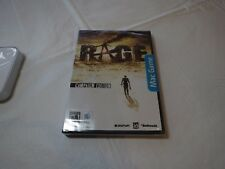 Rage Campaign Edition (Apple, 2012) MAC shooter game Mature NOS new old stock