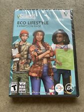 NEW - The Sims 4 Eco Lifestyle (PC Windows / MAC 2020) Expansion Pack Free ShipN
