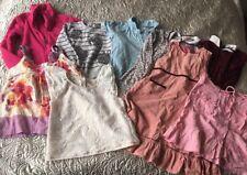 Mini Boden Next Monsoon Bundle Girls Dress Tshirt Top Jumper Jacket 7-8 Years