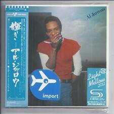 AL JARREAU Glow  JAPAN mini lp cd papersleeve cd  SHM CD Light Mellow WPCR-14475