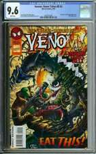 VENOM: SINNER TAKES ALL #2 CGC 9.6 WHITE PAGES