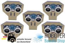 5x HC-SR04 Ultraschall-Modul mit Montagewinkel Abstandsmessung Sensor Arduino