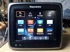 Raymarine A68 GPS Nautico Ecoscandaglio Chartplotter con Kit Cavi STNG Seatalk