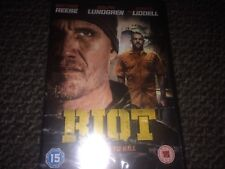 Riot Caged To Kill DVD /new and sealed