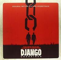 DJANGO UNCHAINED ~ ORIGINAL SOUNDTRACK ~ 2 X VINYL LP ~ *NEW AND SEALED*