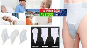 .Silicone Urine collector bag device for the elderly with urinary incontinence