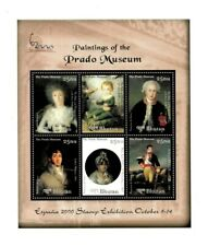 SPECIAL LOT Bhutan 2000 1329 - Paintings of the Prato - 25 Sheetlets of 6v - MNH